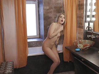 Small on top save for she got so much aggravation and that Euro babe loves masturbating