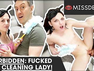 Husband Fucks Maid Measurement Wife Is Shopping! MISSDEEP.com