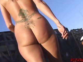 Nudist girl Dillan fabulous low-spirited video